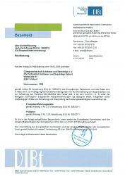 DIBt-Bescheid_BauPVO_1309_2018-12-21